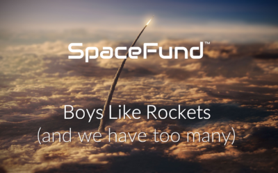 Boys Like Rockets – and we have too many.