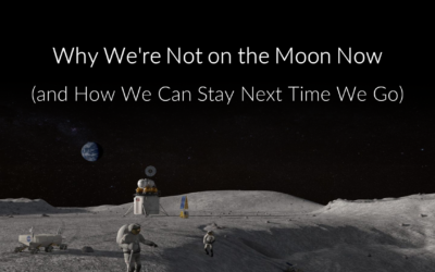 Why We're Not on the Moon